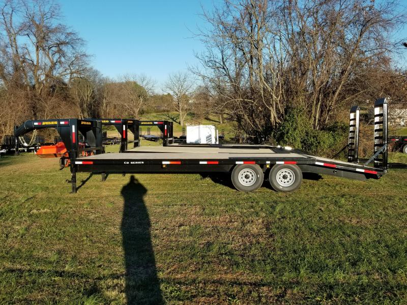 2019 Pequea GOOSENECK DECKOVER Equipment Trailer in Ashburn, VA