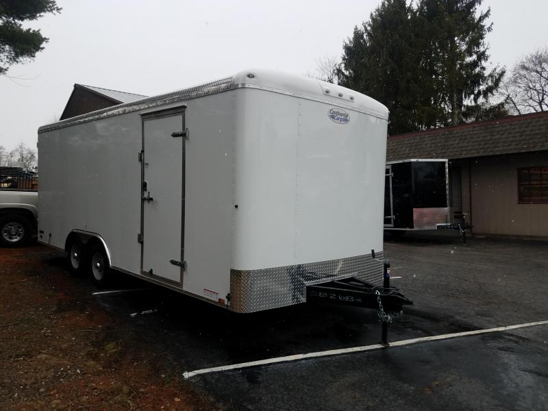 2019 Forest River Inc. 8.5x20 BARN Enclosed Cargo Trailer