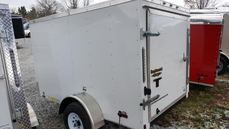 2019 Continental Cargo RS58SA Enclosed Cargo Trailer