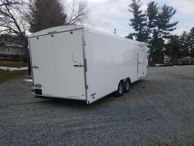 2019 Continental Cargo TW8524TA3 Car / Racing Trailer