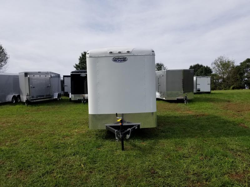 2019 Continental Cargo TW612SA Enclosed Cargo Trailer