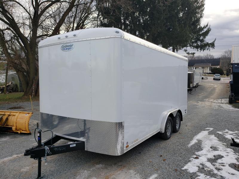 2019 Continental Cargo TW816TA2 SIDE BY SIDE Equipment Trailer in Ashburn, VA
