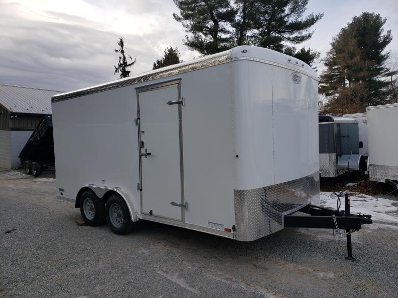 2019 Continental Cargo TW816TA2 SIDE BY SIDE Equipment Trailer