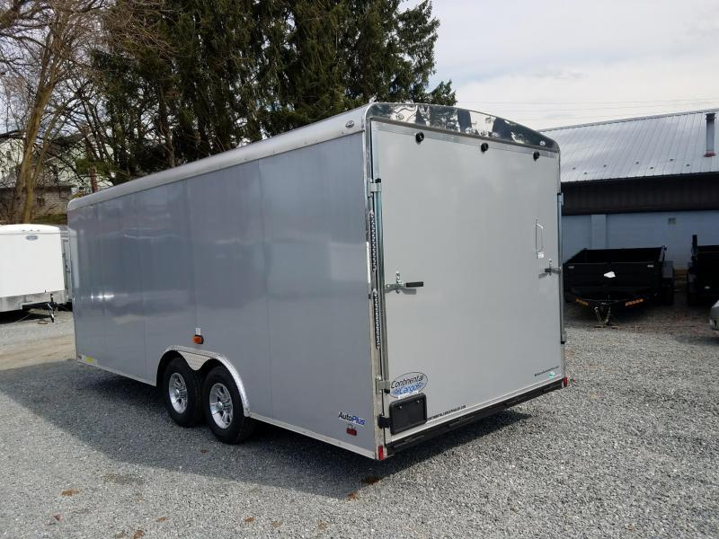 2019 Continental Cargo AUTOPLUS 8.5X20 Car / Racing Trailer