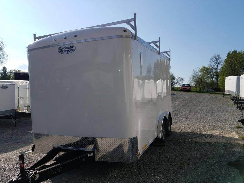 2019 Continental Cargo TW814TA2 Enclosed Cargo Trailer