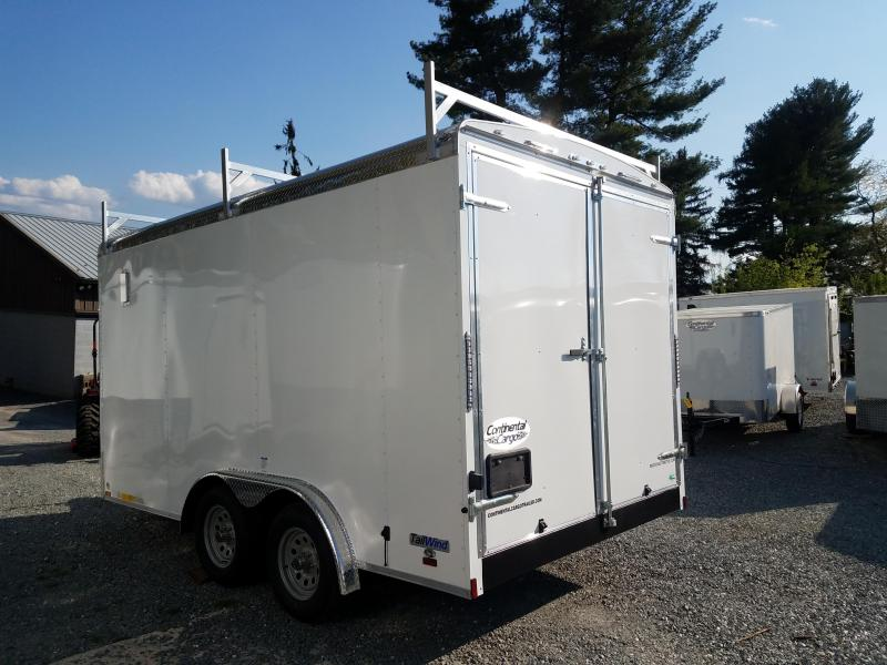 2019 Continental Cargo TW814TA2 Enclosed Cargo Trailer