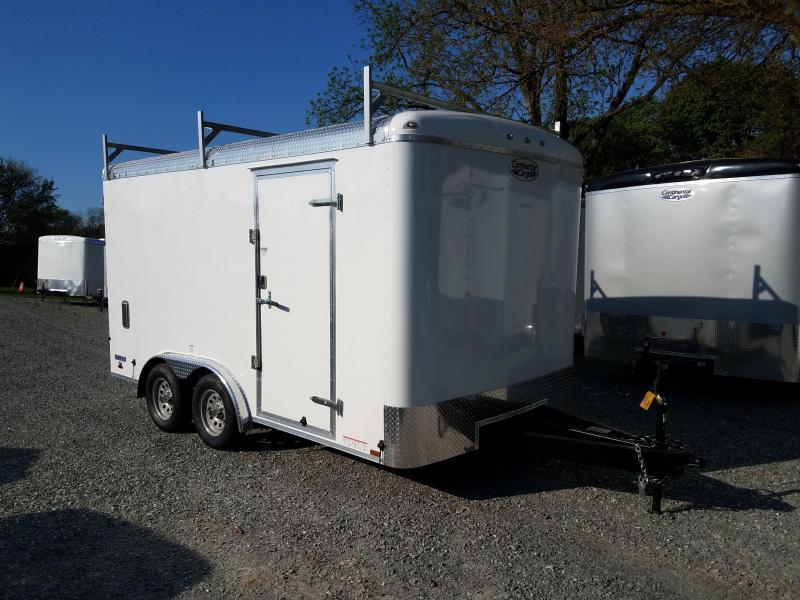 2019 Continental Cargo TW814TA2 Enclosed Cargo Trailer in Ashburn, VA
