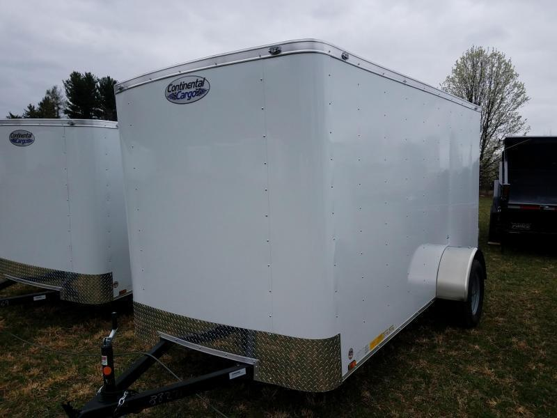 2020 Continental Cargo RS610SA Enclosed Cargo Trailer