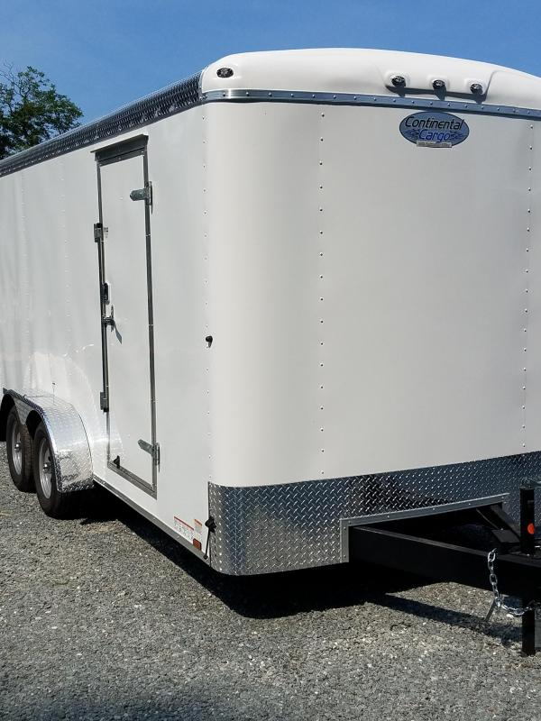 2019 Continental Cargo TW714TA2 ENCLOSED TRAILER