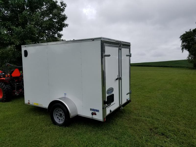 2019 Forest River Inc. VHW610SA Enclosed Cargo Trailer