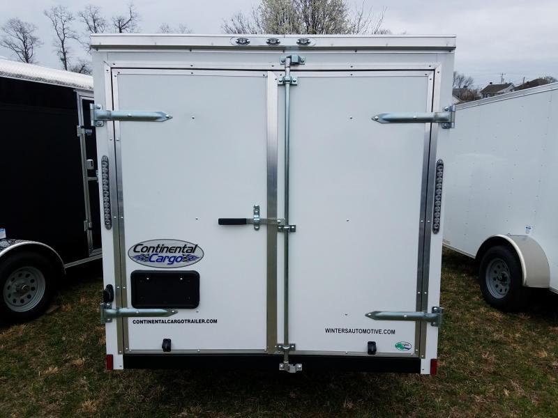 2019 Continental Cargo RS612SA Enclosed Cargo Trailer