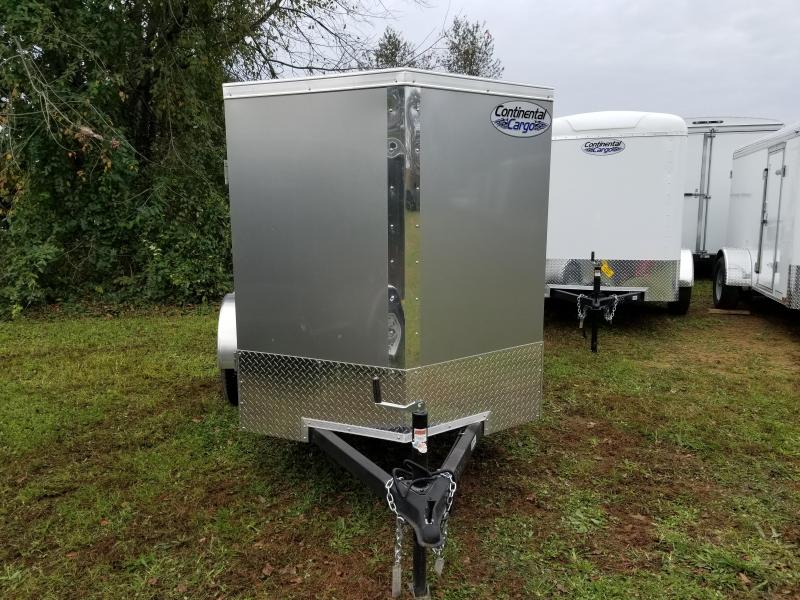 2019 Continental Cargo VHW58SA Enclosed Cargo Trailer