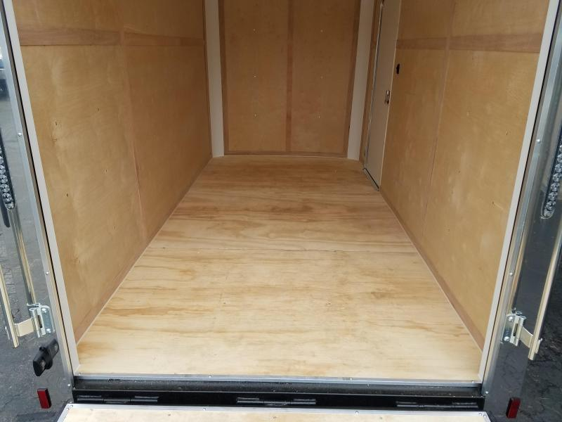 2018 Continental Cargo CC612SA Enclosed Cargo Trailer