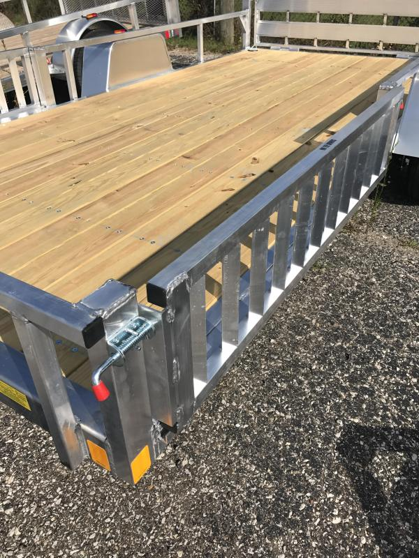 2018 Forest River Inc. Force 6.5x14 UTILITY/ATV Trailer