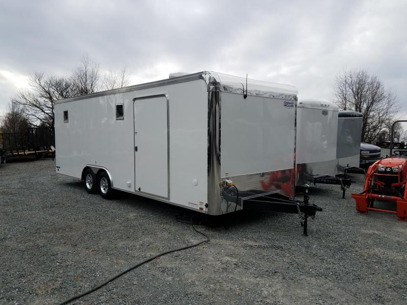 2018 Continental Cargo AUTOMASTER 8.5X24 RAMP Car / Racing Trailer
