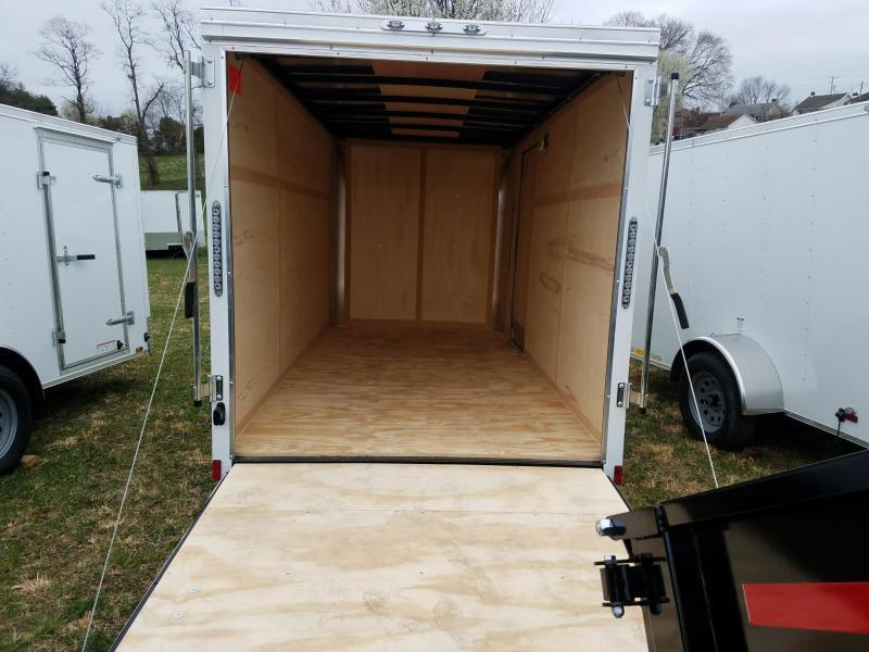2019 Continental Cargo RS610SA Enclosed Cargo Trailer