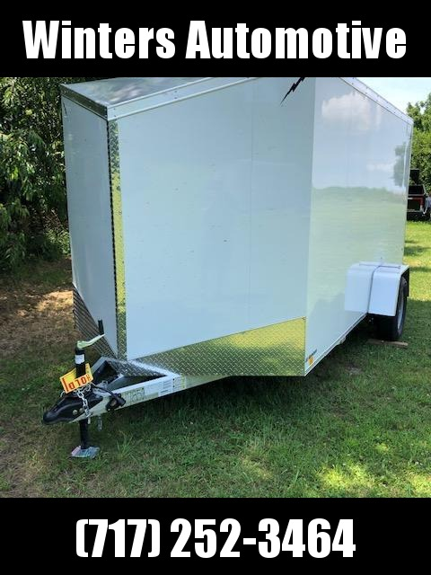 2020 Lightning Trailers LTF712SA Enclosed Cargo Trailer