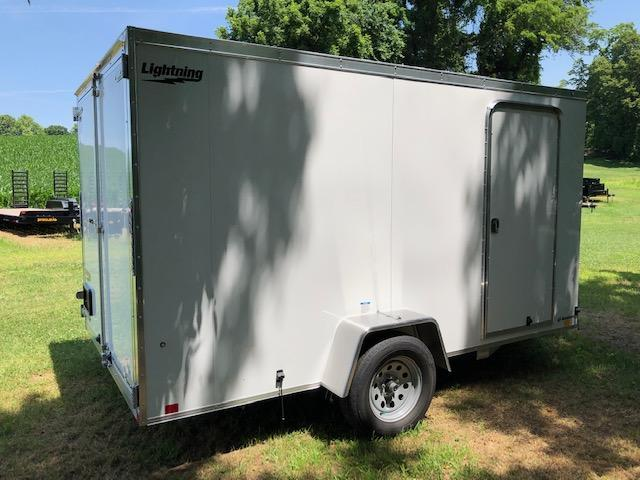2020 Lightning Trailers LTF712SA Enclosed Cargo Trailer