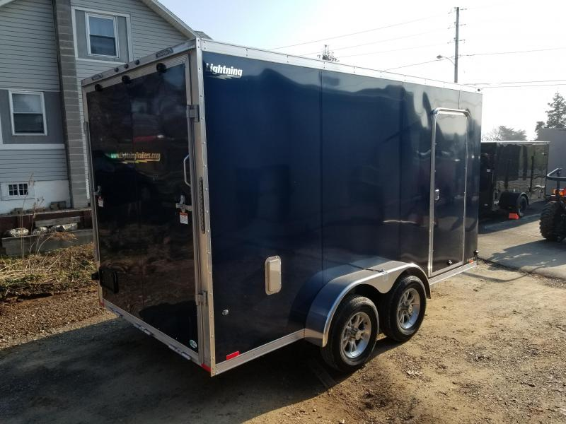 2019 Lightning Trailers LTF714TA2 Enclosed Cargo Trailer