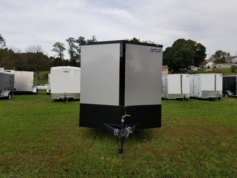 2019 Continental Cargo VHW 7 x 14 Cargo / Enclosed Trailer