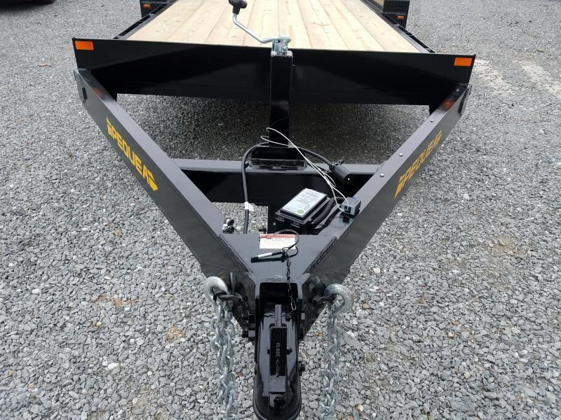 2019 Pequea SST 20 12000 LBS Equipment Trailer