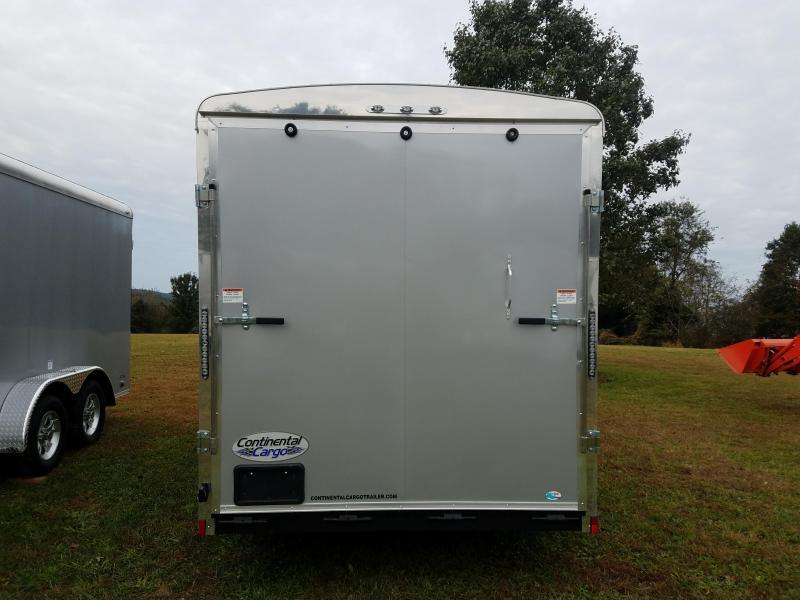 2019 Continental Cargo ELITE 714TA2 Enclosed Cargo Trailer