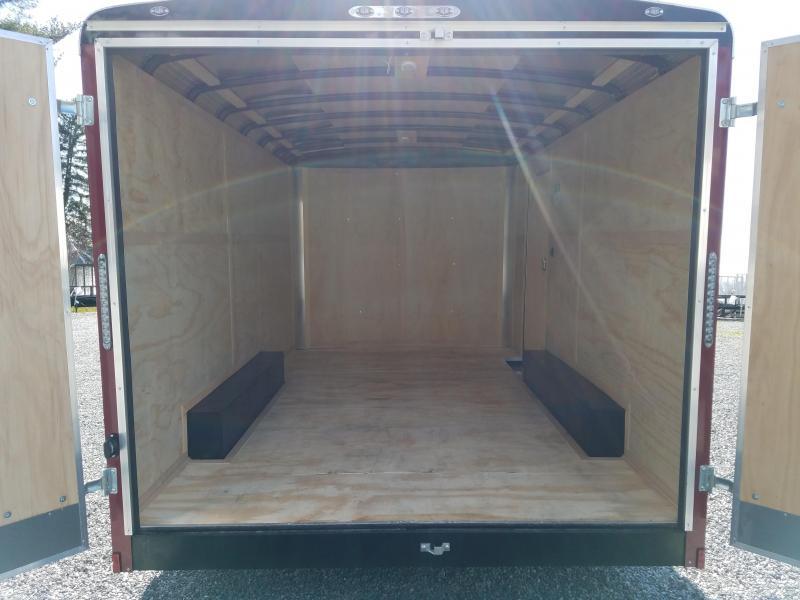 2019 Continental Cargo TW8.5X14 BARN Enclosed Cargo Trailer