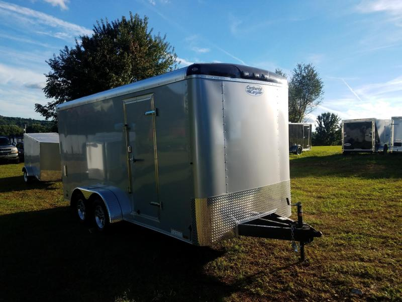 2019 Continental Cargo ELITE 816TA2 Enclosed Cargo Trailer