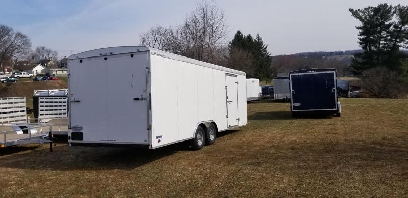 2019 Continental Cargo TW8524TA3 Car / Racing Trailer