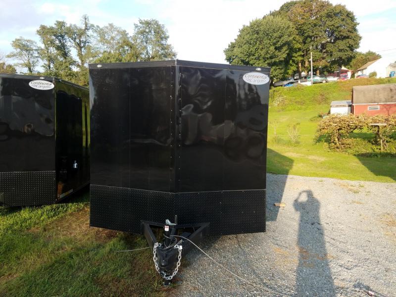 2019 Continental Cargo VHW8.5 X 24 Car / Racing Trailer
