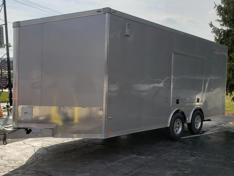 2019 Rance Aluminum Trailers RECH820TA3 Car / Racing Trailer