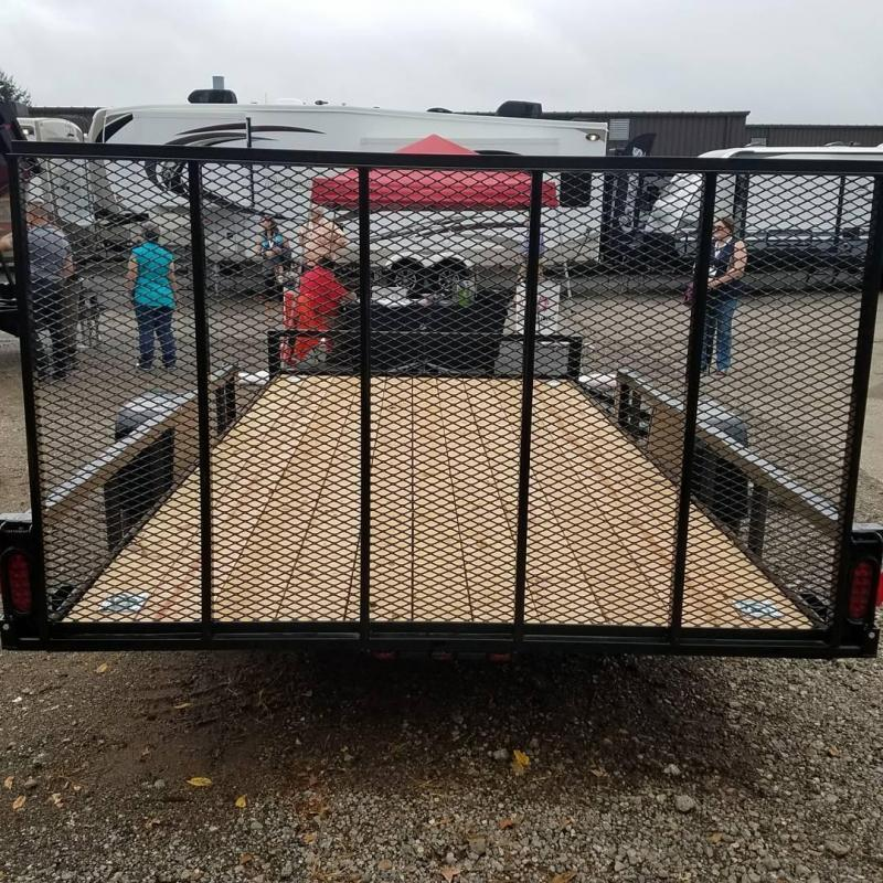2019 Forest River Inc. 6.5x14 UTILITY/ ATV Trailer