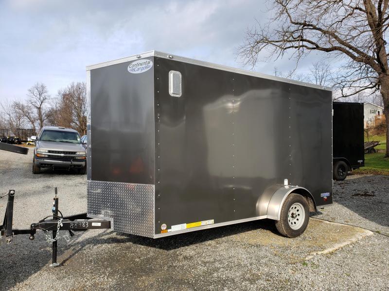 2019 Continental Cargo VHW712SA Enclosed Cargo Trailer