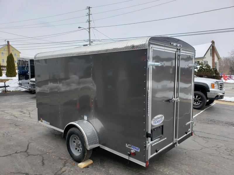 2020 Continental Cargo TW612SA Enclosed Cargo Trailer