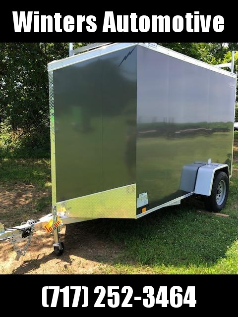 2020 Lightning Trailers LTF510SAE Enclosed Cargo Trailer