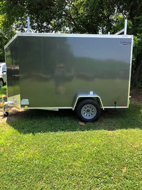 2020 Lightning Trailers LTF510SAE Enclosed Cargo Trailer
