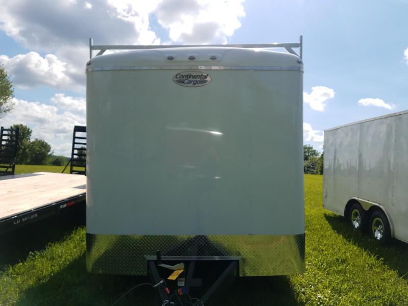 2019 Continental Cargo TW816TA3 Enclosed Cargo Trailer