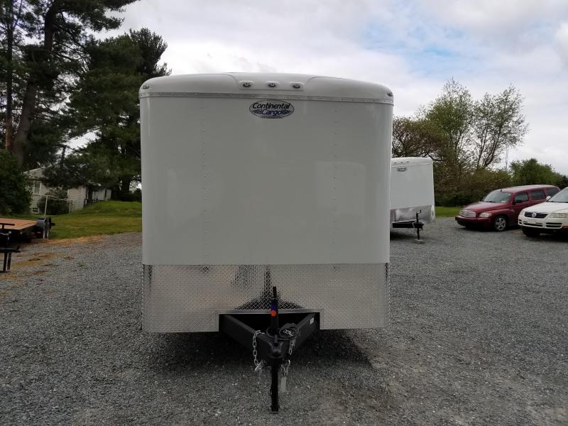2018 Continental Cargo ELITE 816TA2 Enclosed Cargo Trailer