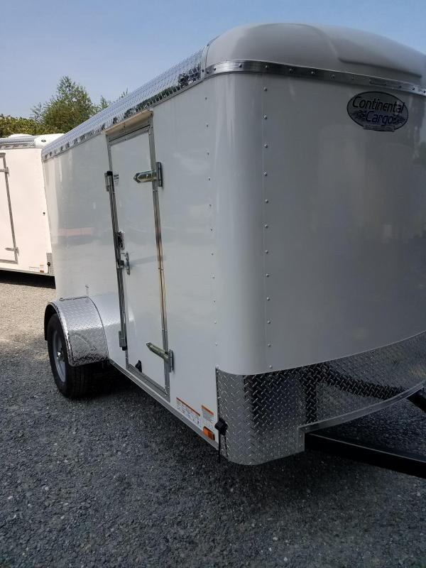 2019 Continental Cargo TW510SA Enclosed Cargo Trailer in Ashburn, VA