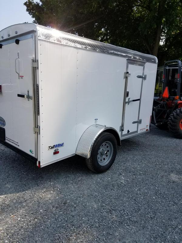 2019 Continental Cargo TW510SA Enclosed Cargo Trailer