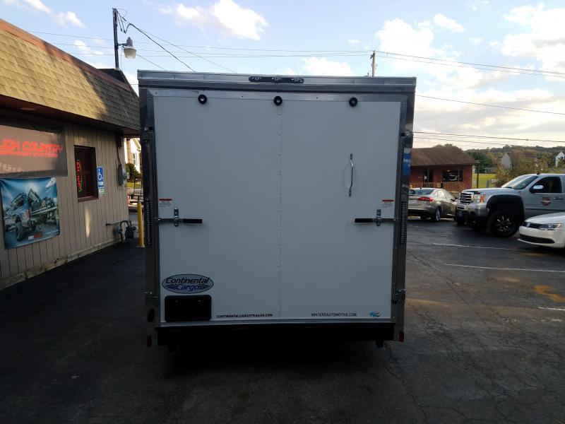2019 Continental Cargo VHW716TA2 Enclosed Cargo Trailer