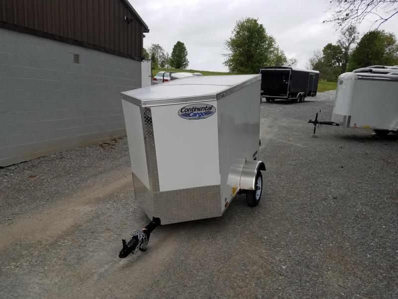 2018 Continental Cargo VHW46SA Enclosed Cargo Trailer