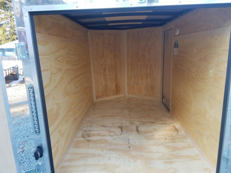 2019 Continental Cargo VHW58SA Enclosed Cargo Trailer