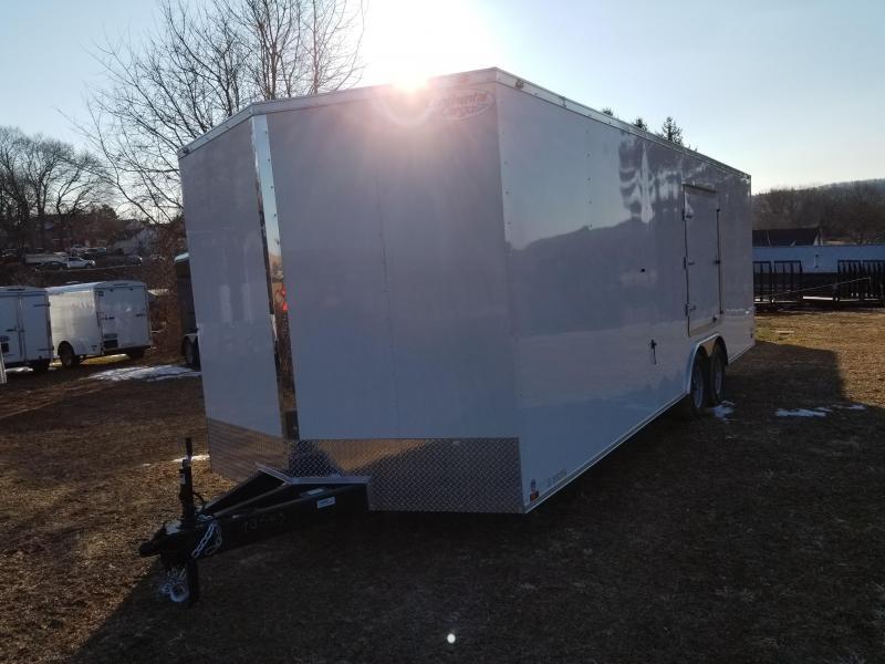 2019 Continental Cargo VHW8.5 X 24TA3 Car / Racing Trailer