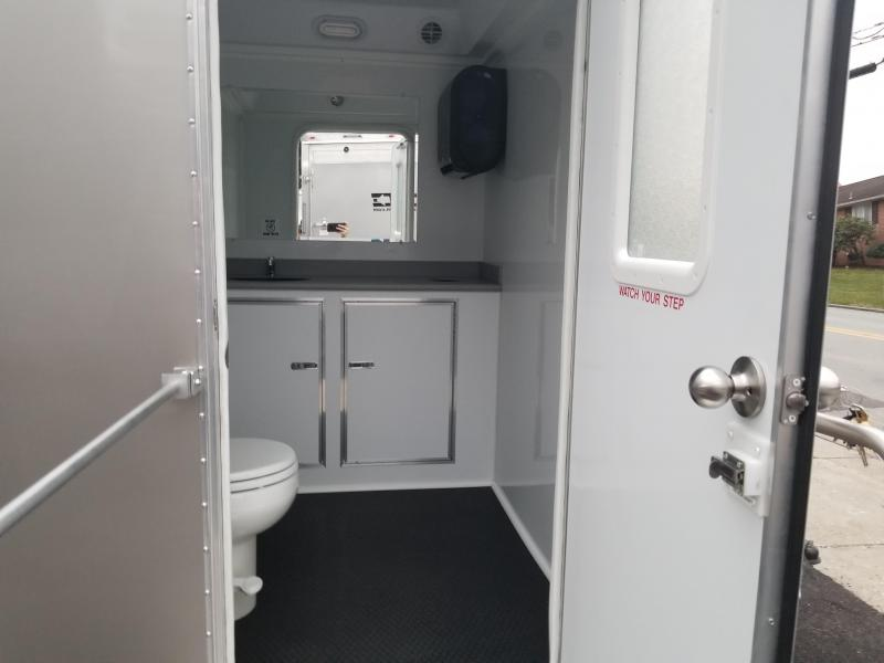 2019 Forest River 612SA 2 STALL Restroom / Shower Trailer