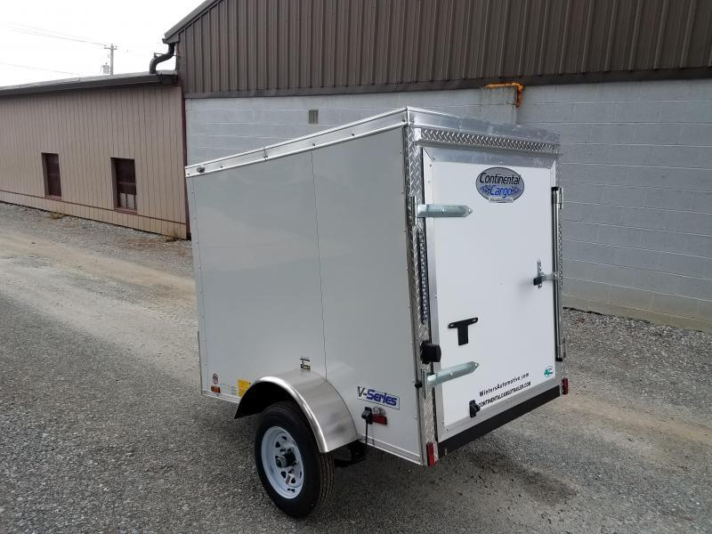 2019 Continental Cargo VHW46SA Enclosed Cargo Trailer