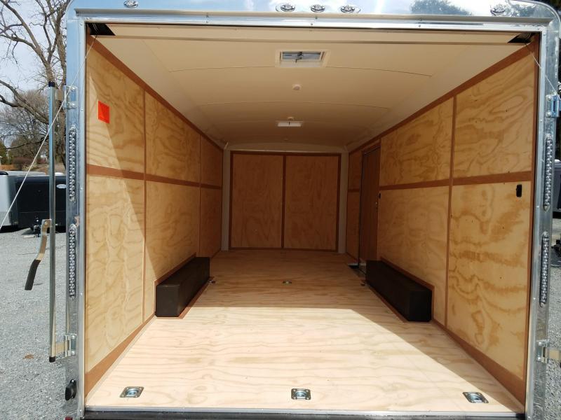 2018 Continental Cargo AUTOPLUS 8.5X20 Car / Racing Trailer
