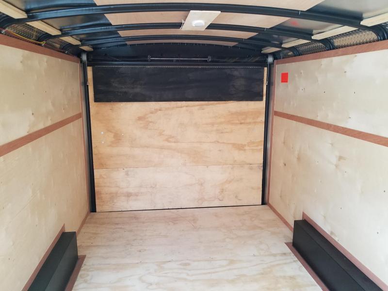 2018 Continental Cargo TW816TA2 Enclosed Cargo Trailer
