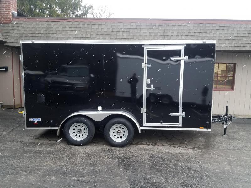 2019 Continental Cargo VHW 7X14 BARN Enclosed Cargo Trailer