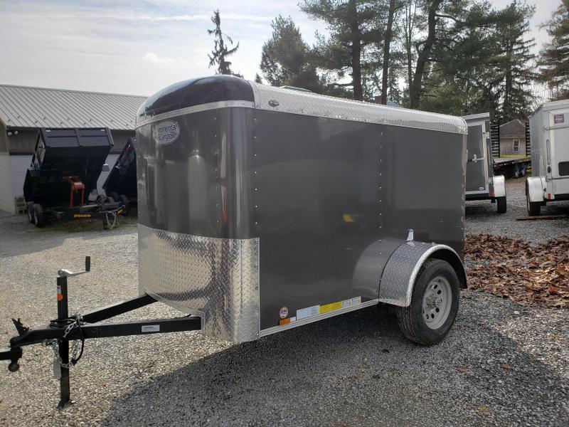 2019 Continental Cargo TW58SA Enclosed Cargo Trailer